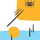 Eye of the sun by Svetlana Bogatyreva