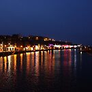 Whitby by Night I by Kat Simmons