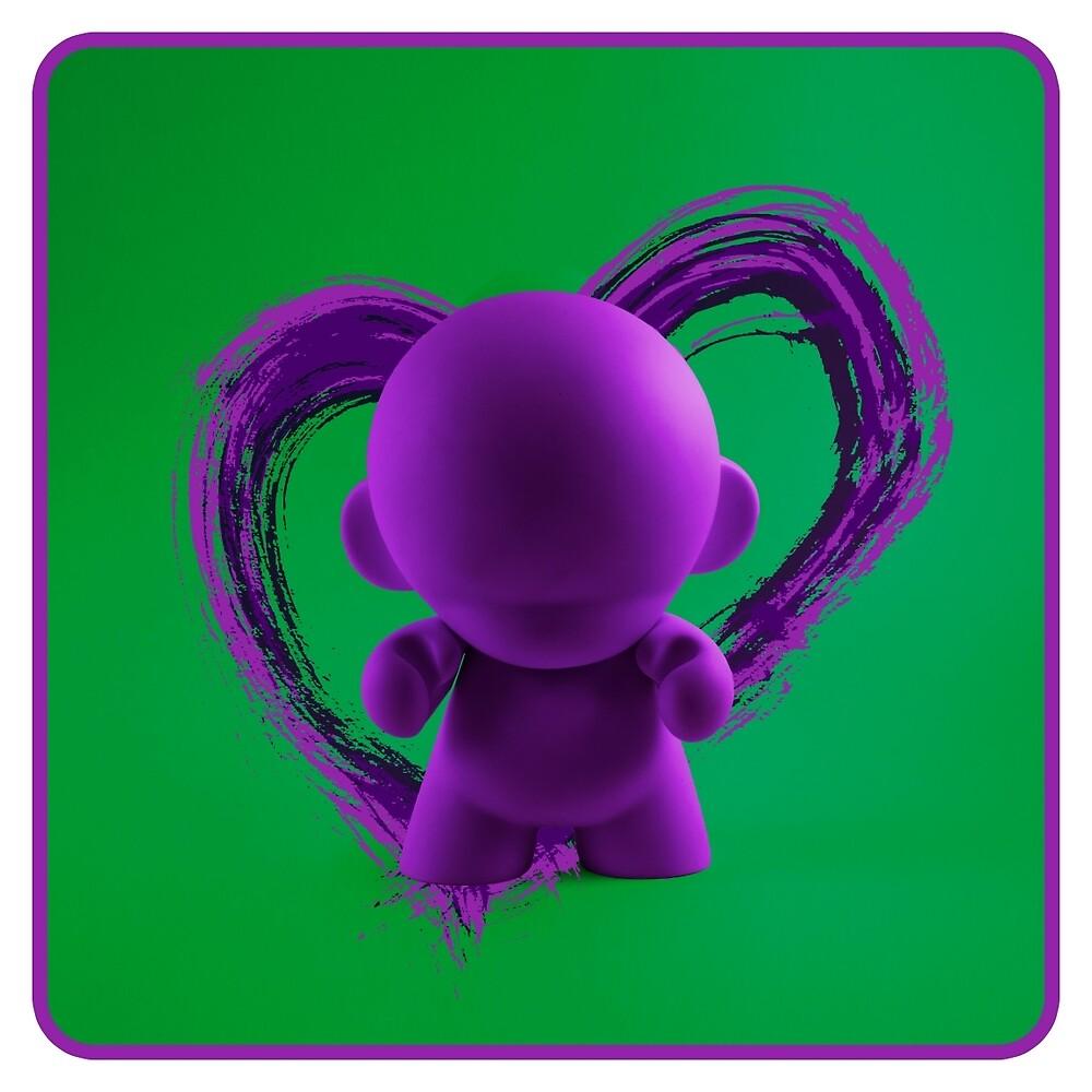 purpleHEART by arby1kenobi