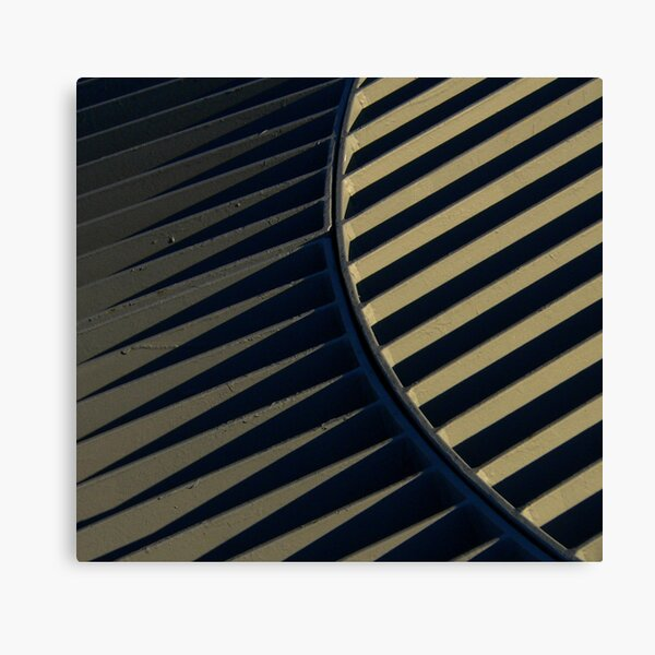 Ventilation Canvas Print