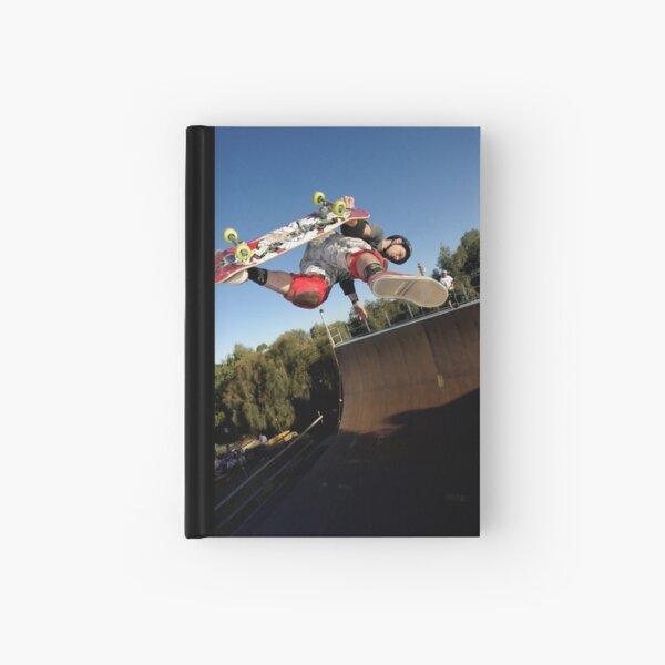 Backside Judo Air Hardcover Journal