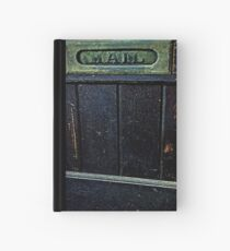 """Entry"" Hardcover Journal"