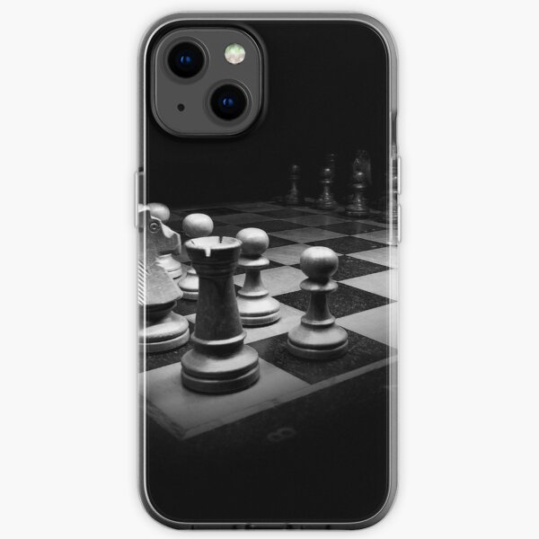 Chess game iPhone Soft Case