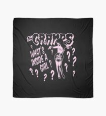 The Cramps What's Inside A Girl Shirt Scarf