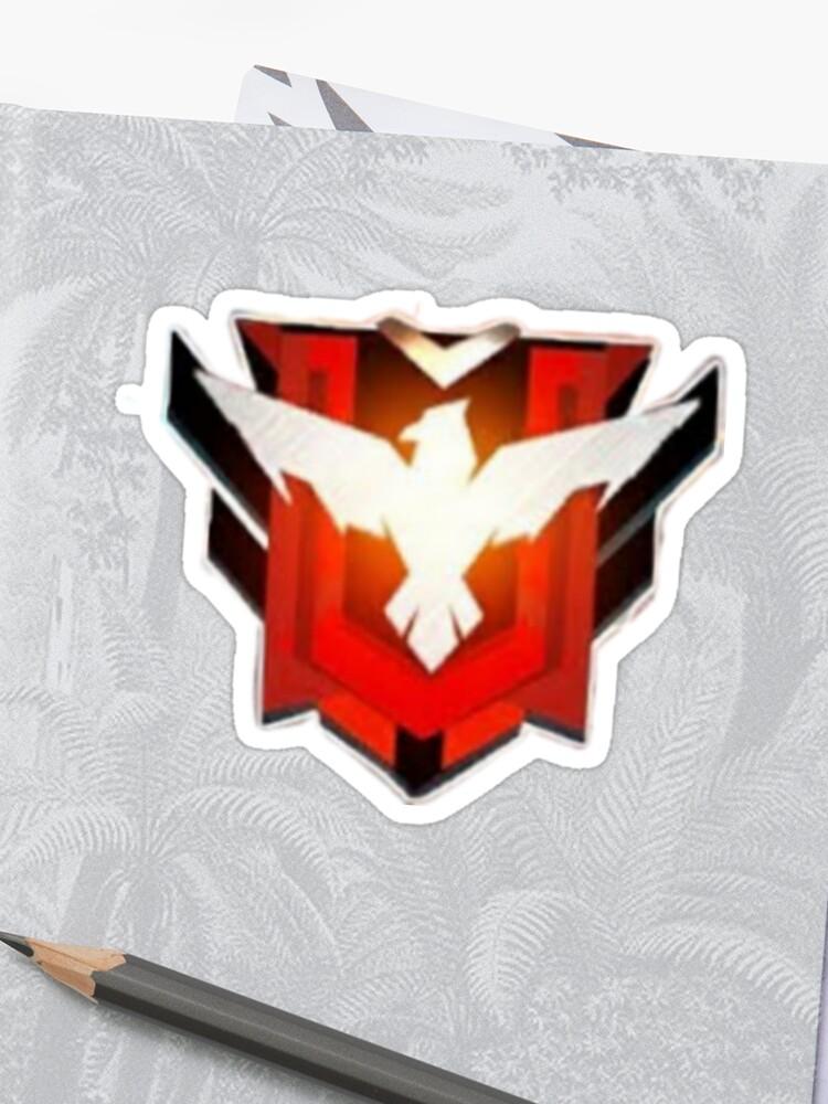 Heroic Free Fire Sticker