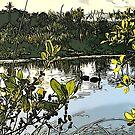 Te Atatu at sunrise by jennyjeffries