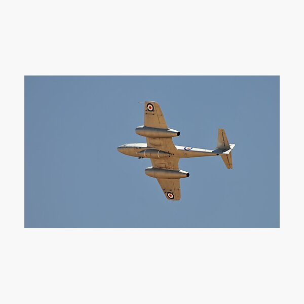 Meteor in flight Photographic Print
