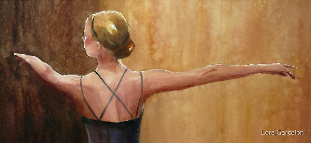 Grace Under Pressure by Lora Garcelon