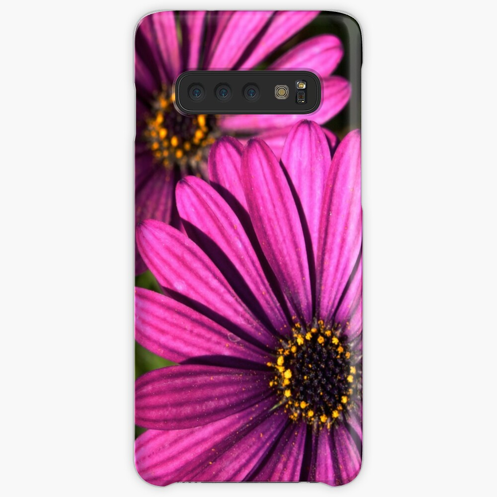 Purple Explosion 2 Case & Skin for Samsung Galaxy
