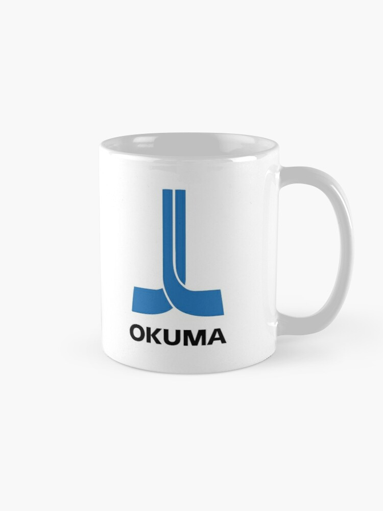 Alternate view of CNC - Okuma Mug