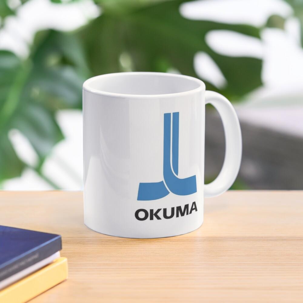 CNC - Okuma Mug