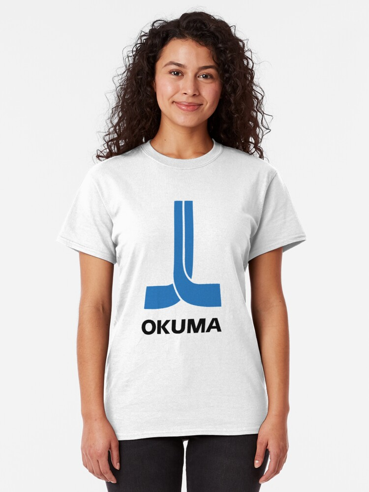 Alternate view of CNC - Okuma Classic T-Shirt