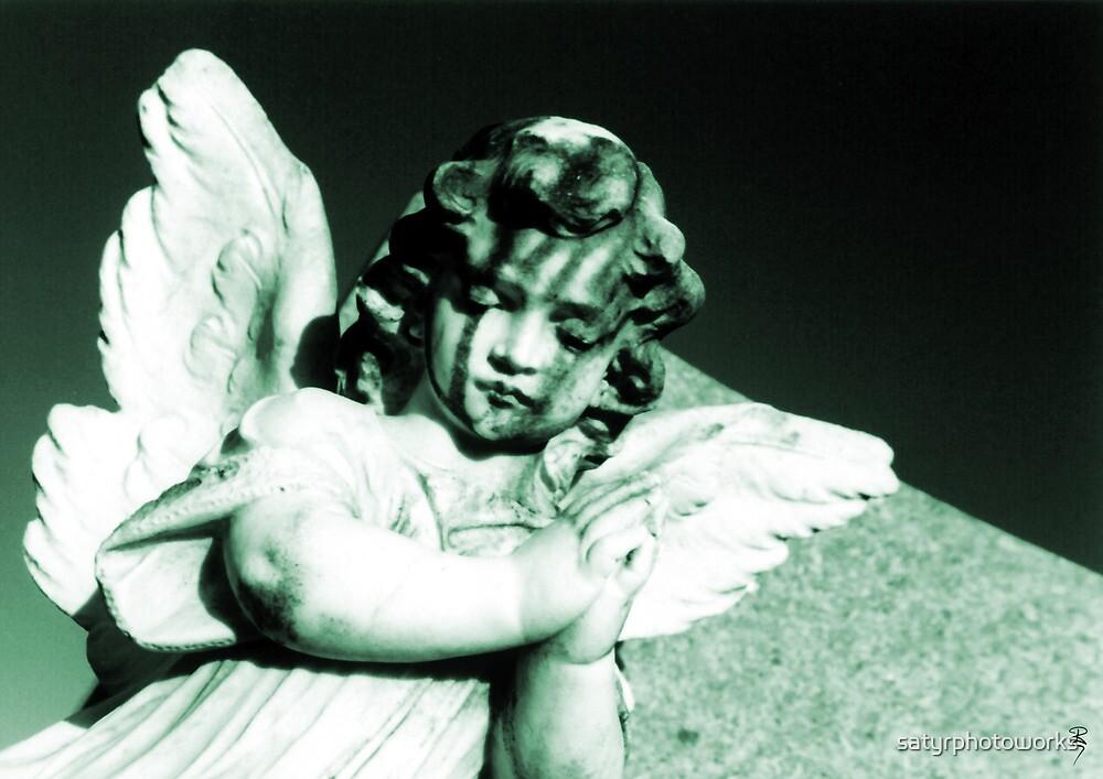 While She Sleeps by satyrphotoworks