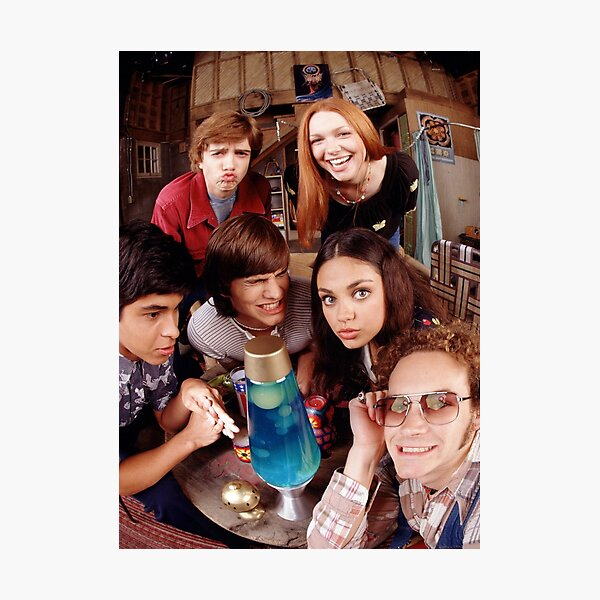 That 70s Show Photographic Print