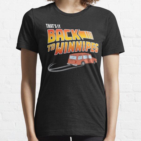 Back To Winnipeg  Essential T-Shirt