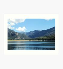 Williams Lake Art Print