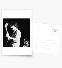 Frank Zappa 1972 Postcards