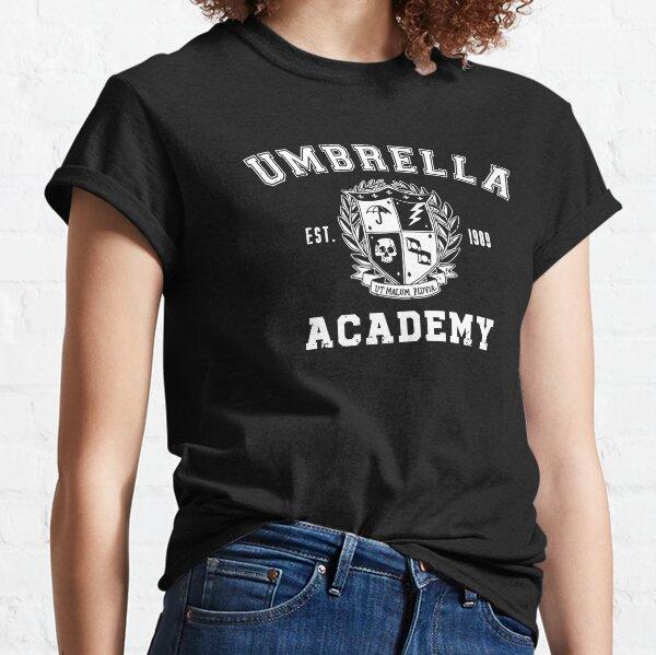 Umbrella Academy (Light Print) Camiseta clásica