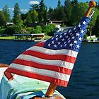 Happy Independence Day!!! by Marjorie Wallace