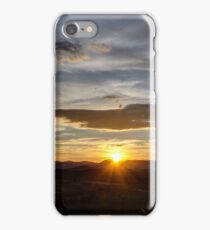 Hello SunSet! iPhone Case/Skin