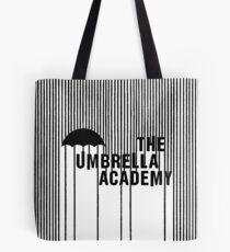 Bolsa de tela La Umbrella Academy - Logo con lineas.