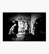 Self Destruction   Photographic Print