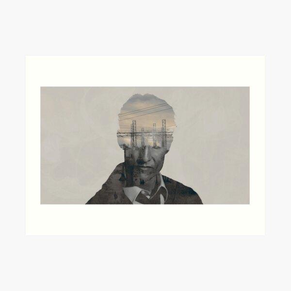 True Detective - Rust Cohle  Art Print