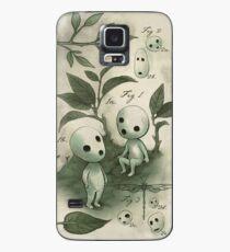 Natural History - Forest Spirit studies Case/Skin for Samsung Galaxy