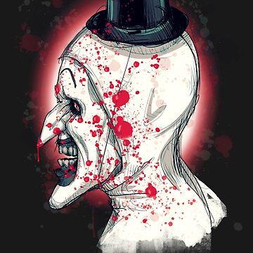 Art The Clown by LVBART