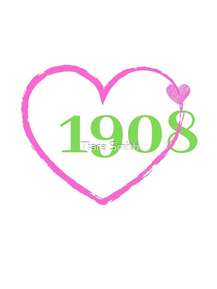 1908 Heart by classygirl