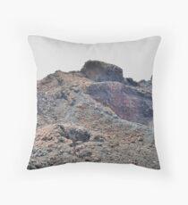 Timanfaya Throw Pillow