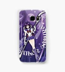 Sailor Saturn Samsung Galaxy Case/Skin