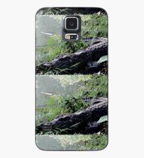 Siamese Crocodile Case/Skin for Samsung Galaxy