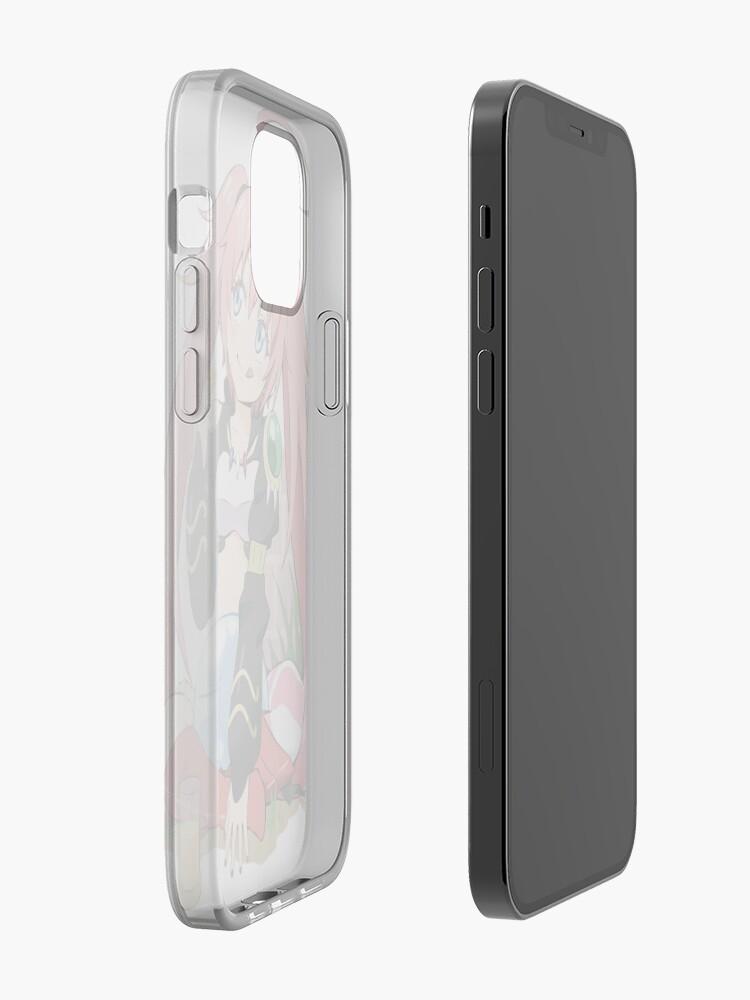 Alternate view of Milim Nava iPhone Case & Cover