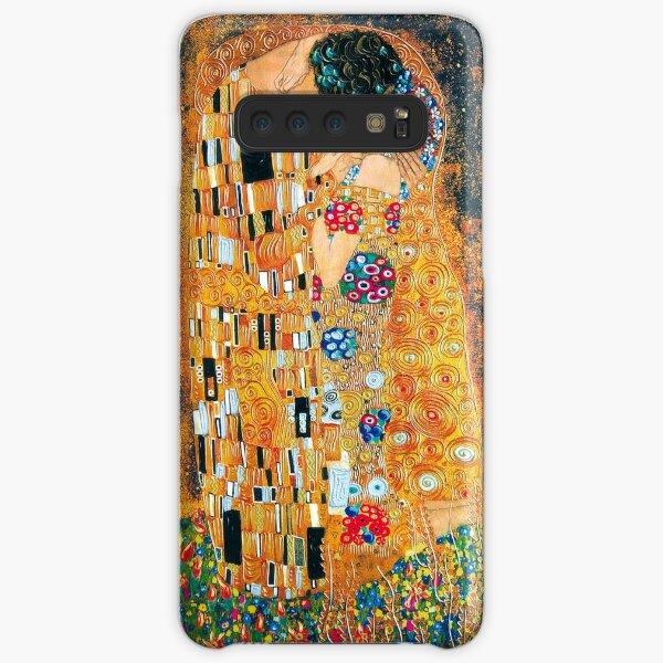 Gustav Klimt - The kiss  Samsung Galaxy Snap Case