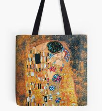 Gustav Klimt - The kiss  Tote Bag