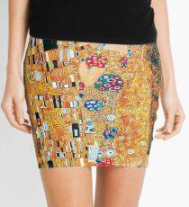 Gustav Klimt - The kiss  Mini Skirt