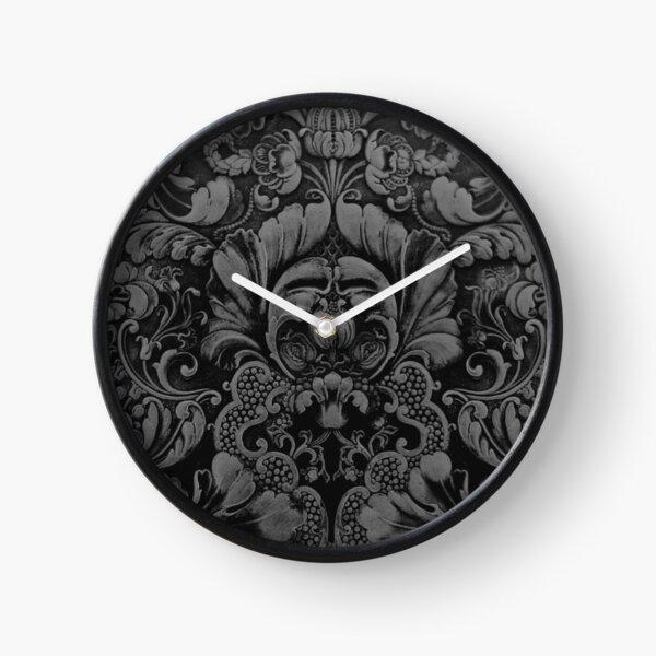 Vintage Greys Clock