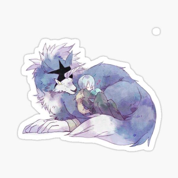 Ranga and Rimuru Sticker