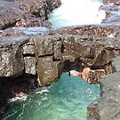 Galapagos Islands: Rock and Water Formations by tpfmiller