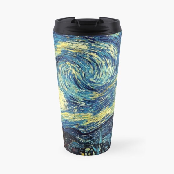 Vincent Van Gogh - Nuit étoilée Mug isotherme