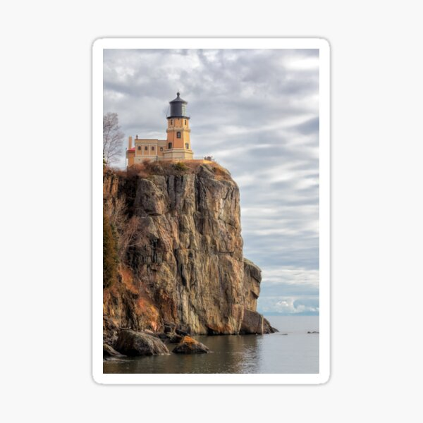 High Atop Stony Point Sticker