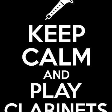 Clarinet music by GeschenkIdee