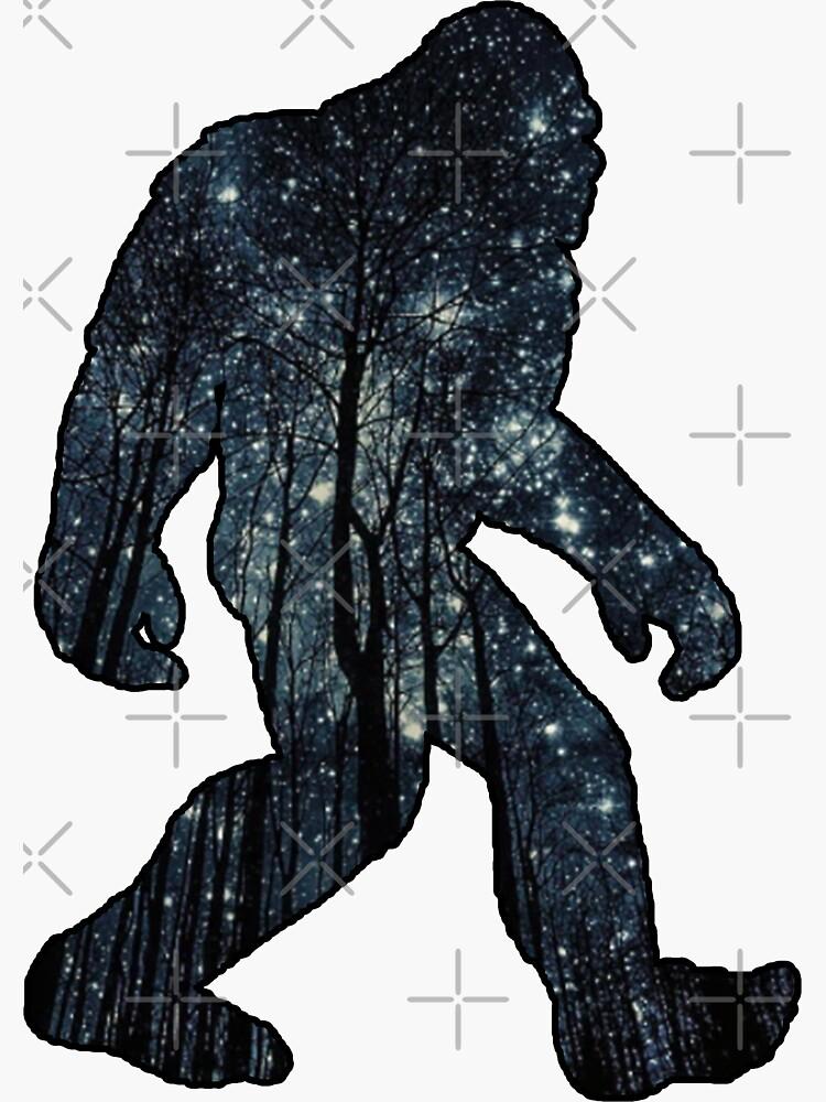 Bigfoot - Stars by unionpride