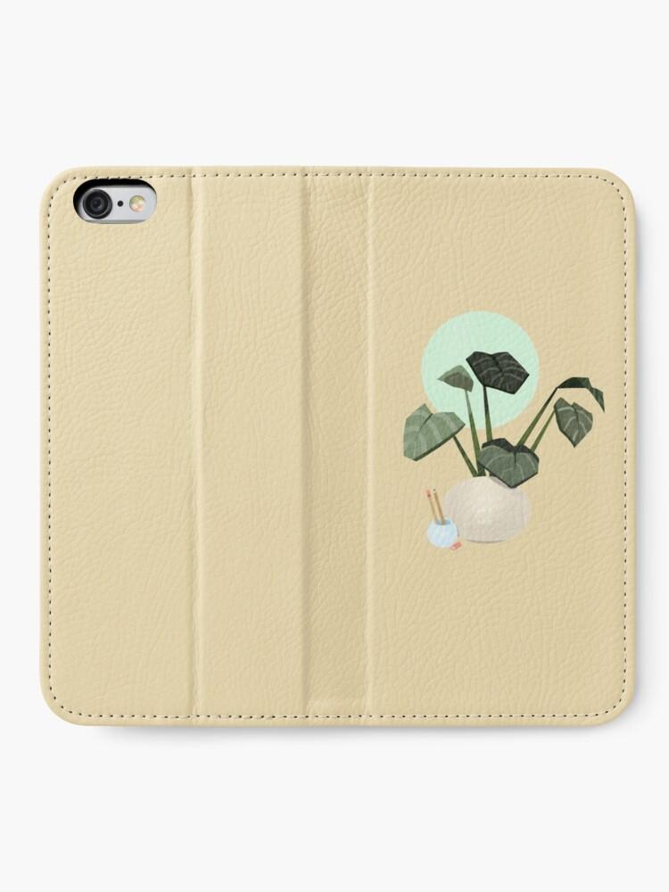 Alternate view of Plants plants plants iPhone Wallet