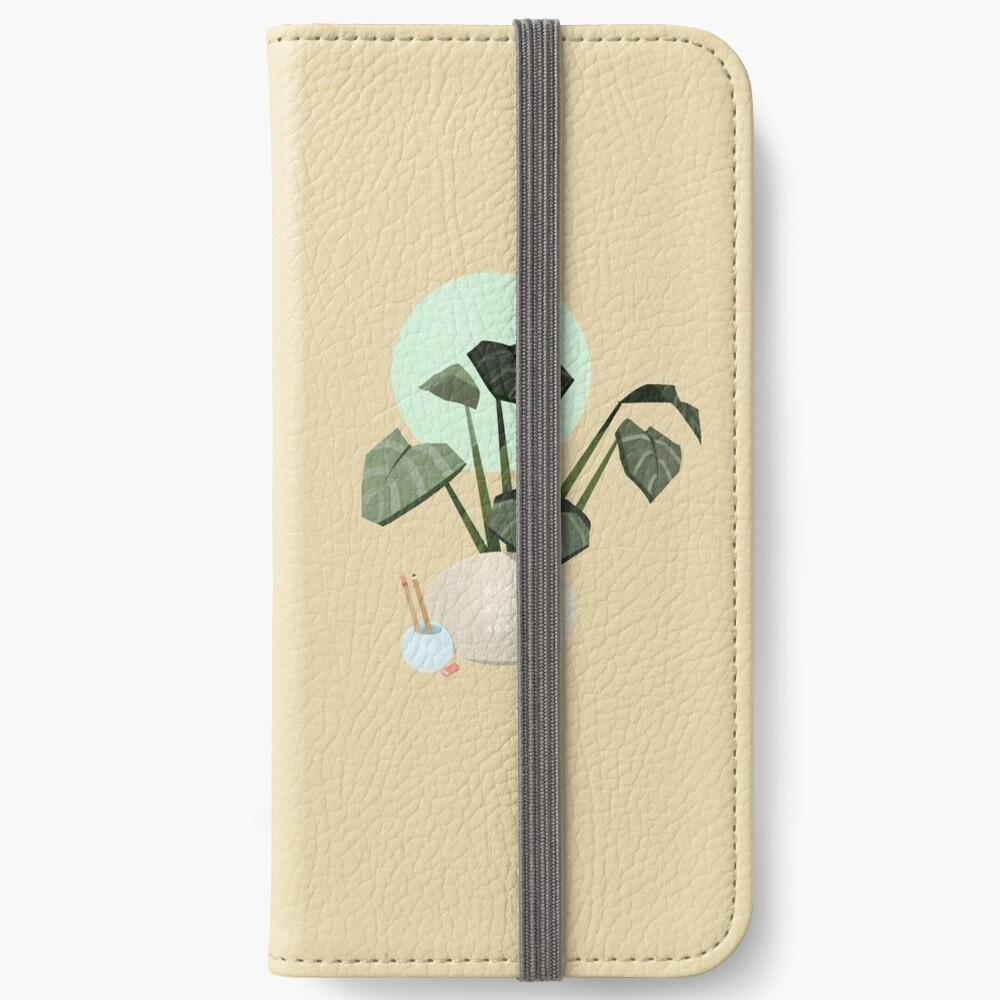Plants plants plants iPhone Wallet