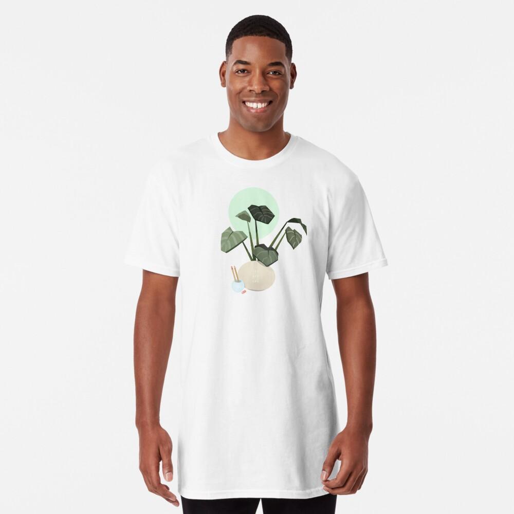 Plants plants plants Long T-Shirt