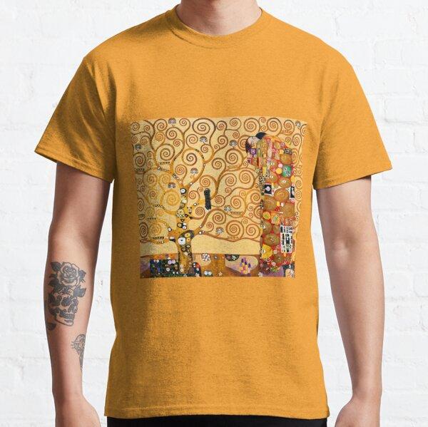 Gustav Klimt - The tree of life Classic T-Shirt
