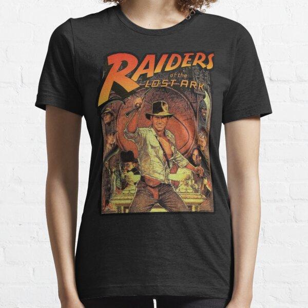 funny raider movies Essential T-Shirt