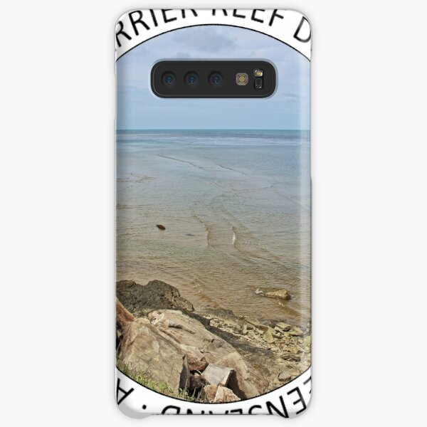 Great Barrier Reef Drive stop Samsung Galaxy Snap Case